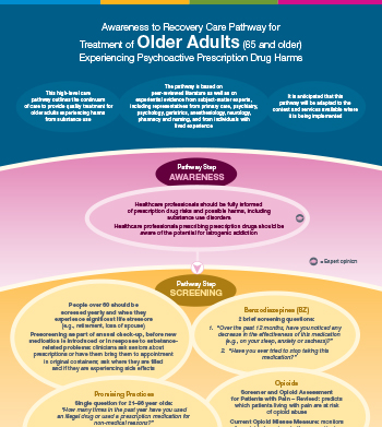 Care Pathway for Older Adults Experiencing Prescription Drug Harms [online version]