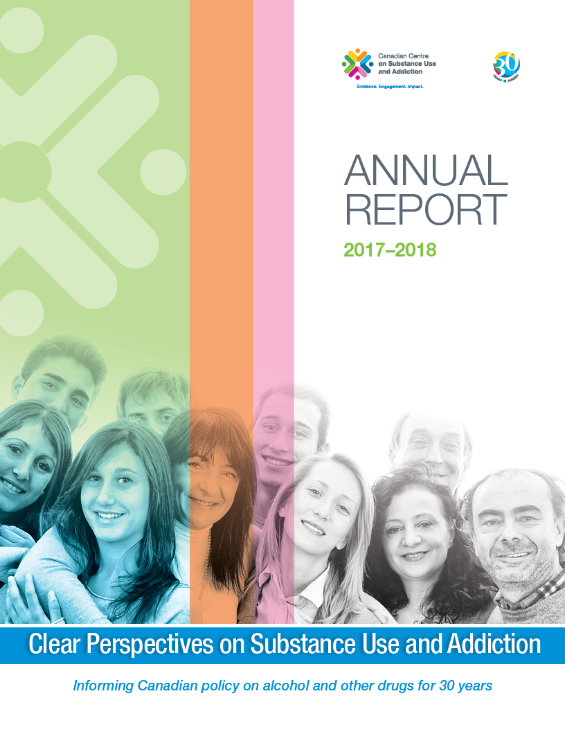 Annual Report 2017-2018 - portrait cover english